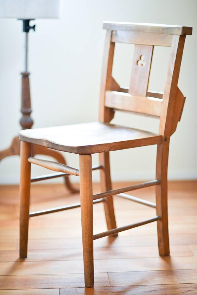 イギリスの椅子